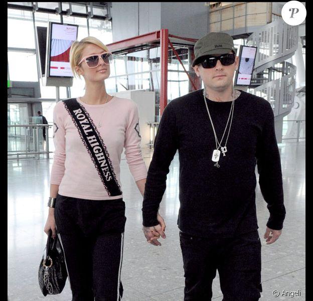 Paris Hilton et Benji Madden