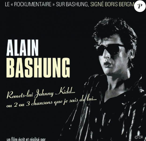 Le coffret Alain Bashung, édité par Studio Canal, disponible en novembre 2010.