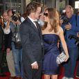 Robert Downey Jr. et Susan, avant-première de  Iron Man 2 , Los Angeles, le 26 avril 2010