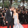 Le couple Eva Longoria et Tony Parker partagent leur bonheur au festival de Cannes de 2009