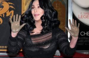 Cher : Entourée de sa famille, elle profite avec joie d'un bel hommage !
