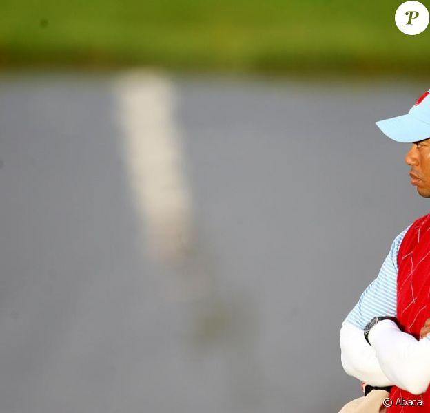 Tiger Woods n'a plus ni femme ni statut de numéro un mondial. Mais il se dit beaucoup plus heureux maintenant...