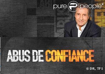 Jean-Jacques Bourdin anime  Abus de confiance  sur TF1, tous les dimanches à 17h55.