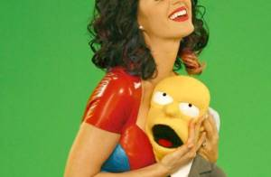 Katy Perry dévoile ses charmes pour les Américains, Russell va être content !