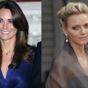 Kate Middleton/Charlene Wittstock, destins parallèles...