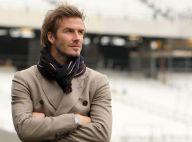 David Beckham : tour à tour inspecteur des travaux et... prof de fitness !