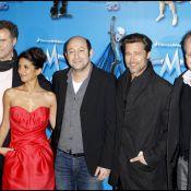 La jolie Géraldine Nakache entourée de Kad Merad, Gad Elmaleh... et Brad Pitt !