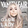 Lady Gaga par le photographe Nick Knight, pour  Vanity Fair  UK, septembre 2010