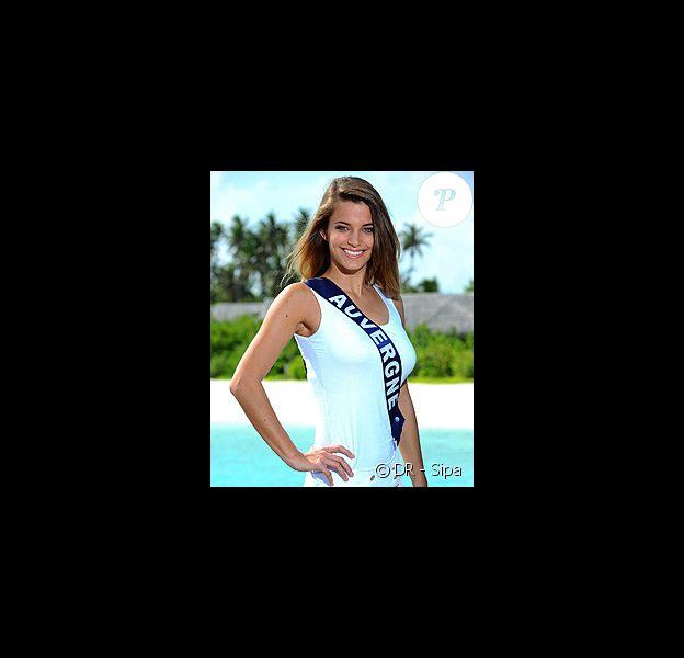 Miss Auvergne - Clémence Oleksy