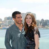 La jolie Anne Hathaway très courte, sous le regard coquin de Jake Gyllenhaal !