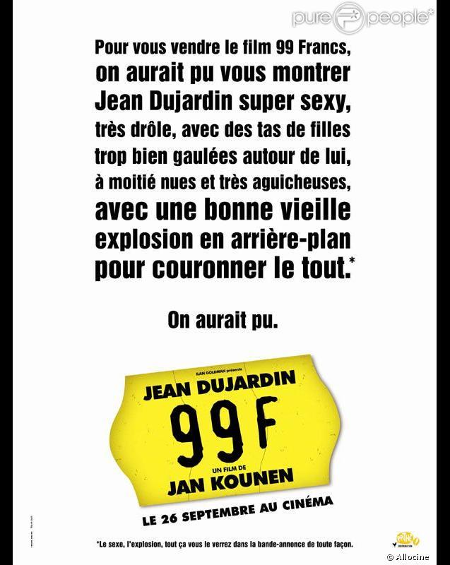 Bande annonce de 99 francs avec jean dujardin et jocelyn for Jean dujardin 99 francs streaming