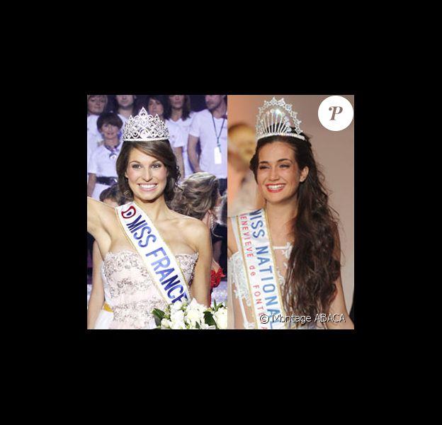Miss France et Miss Nationale 2011