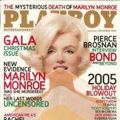 Marilyn, Elle, Cindy : Playboy vend ses photos de stars nues aux enchères !