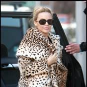 Quand Kylie Minogue la joue touche animale, elle est à tomber !