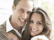 Mariage royal : Les photos officielles des fiançailles de Kate et William !