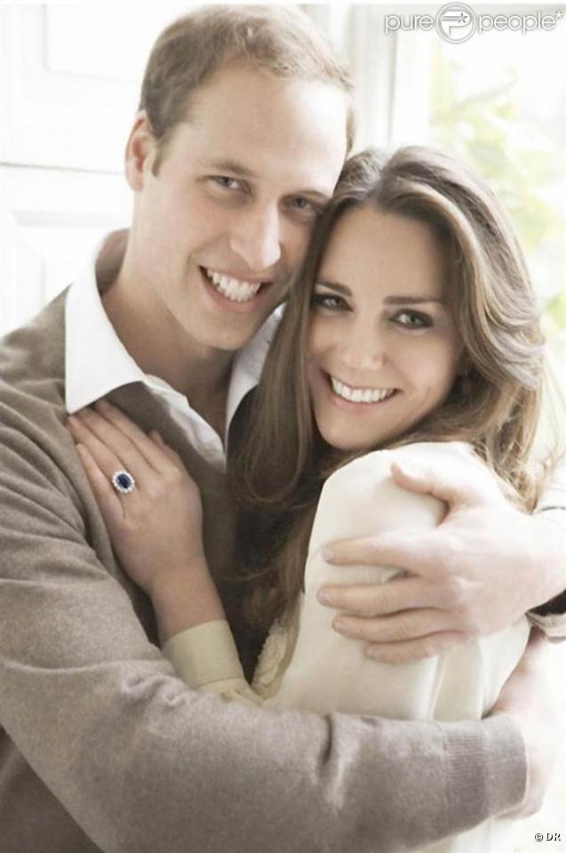 Les photos officielles des fiançailles du Prince William et de Kate Middleton, réalisées par Mario Testino.