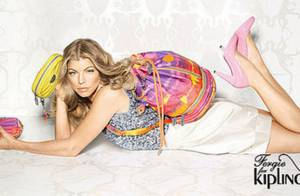 PHOTOS : Fergie a plus d'un tour dans son sac...