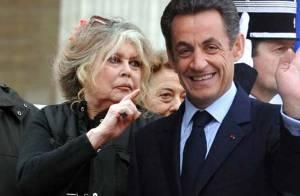 Brigitte Bardot/Nicolas Sarkozy : Dernier coup de gueule d'une année musclée !