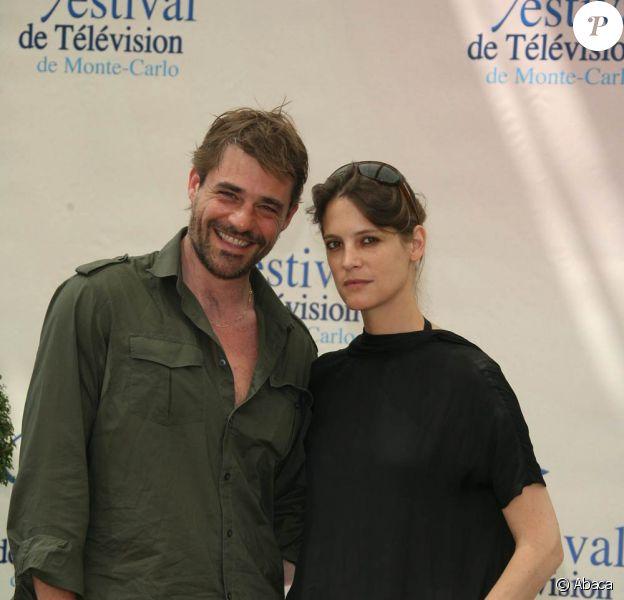 Thierry Neuvic et Hélène Fillières