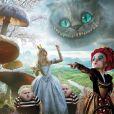 La bande annonce d' Alice au pays des merveilles  de Tim Burton sortie en salles le 24 mars 2010.