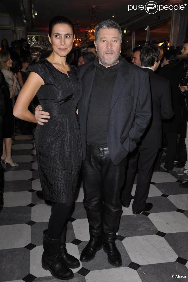 Philippe starck le designer de 61 ans va tre papa pour la cinqui me fois - Enfants philippe starck ...