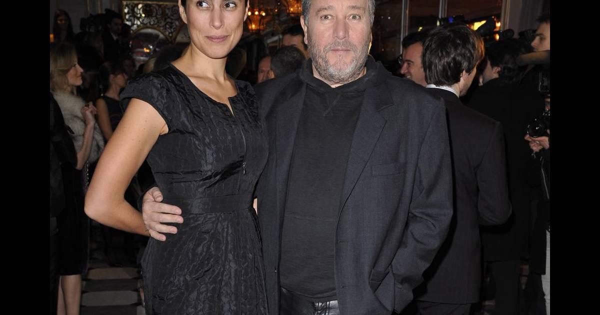 Philippe Starck Le Designer De 61 Ans Va 234 Tre Papa Pour