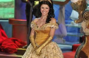 Michelle Hunziker : Après le drame, la Belle retrouve le sourire avec la Bête !