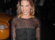 Hilary Swank : Après deux Oscars... elle se lance dans la mode !