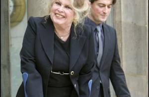 Brigitte Bardot passe le relais de son combat à son fils adoptif !