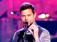 Ricky Martin : En live avec son nouveau single, on dirait un autre homme !