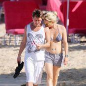 Take That : L'adultère oublié, Mark Owen et Emma ne cachent plus leur bonheur !