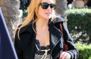 Lindsay Lohan : Après trois mois de rehab, elle est libre !