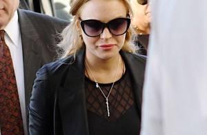 Lindsay Lohan : À peine sortie de rehab, elle risque déjà la prison !