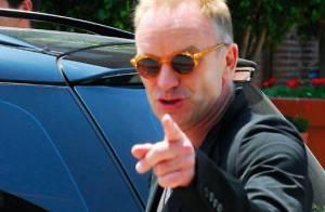 PHOTOS : 30 ans plus tard, Mr Smith se rappelle avoir inspiré Sting...