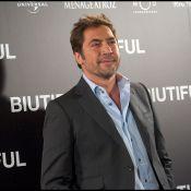 Javier Bardem : Le mari de Penélope Cruz... en slip et collants !