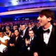 Lionel Messi est le Ballon d'or 2011 ! Il réalise le doublé après avoir été sacré en 2010 !