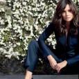 Katie Holmes égérie de la marque Ann Taylor, pour la campagne Printemps-été 2011.