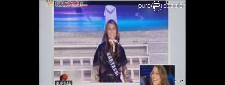 laury thilleman tait invit e sur le plateau du bureau des plaintes sur france 2 mardi 11. Black Bedroom Furniture Sets. Home Design Ideas