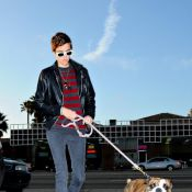 Samantha Ronson : Hollywood ne veut plus de son chien !