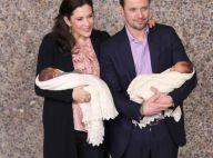 Mary et Frederik de Danemark, radieux, présentent leurs magnifiques jumeaux !