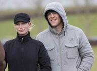 Zara Phillips et Mike Tindall: De futurs mariés toujours plus tendres et épris !