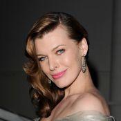 Milla Jovovich et Shannen Doherty, des amoureuses entourées de beautiful people!