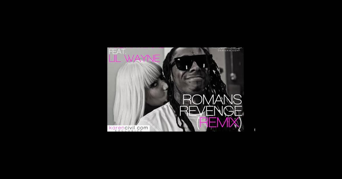 Nicki Minaj : Pour Roman's Revenge, après Eminem, elle ...