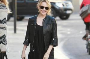 Kylie Minogue : Son amoureux va bientôt lui voler la vedette !