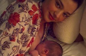 Miranda Kerr : la jolie maman vous présente son petit garçon qui s'appelle...