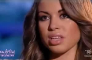 Découvrez Ruby, l'escort-girl de Berlusconi, dans sa première interview télé !