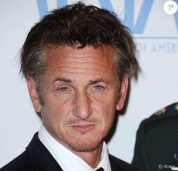 Sean Penn lors de la 22 ème cérémonie des Annual Producers Guild Awards à Los Angeles le 22 janvier 2011