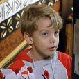 Le comédien Antoine du Merle, à l'époque des  Trois frères , âgé de 7 ans.
