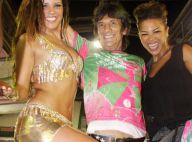 Ronnie Wood : Quand il danse avec une bombe, sa chérie n'est pas jalouse !