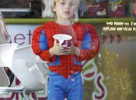 Pendant que Britney Spears travaille, son fils Jayden James sauve le monde !